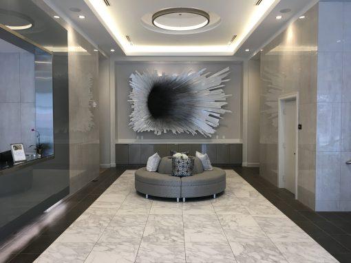 The Katy - Dallas, TX • Design Firm: SJL Design Group • Artist: Chris Judy w/Jordan Castilleja