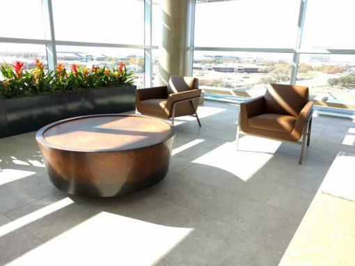 Liberty Mutual Headquarters - Plano, TX • Design Firm: Perkins + Will • Artist: Jordan Castilleja