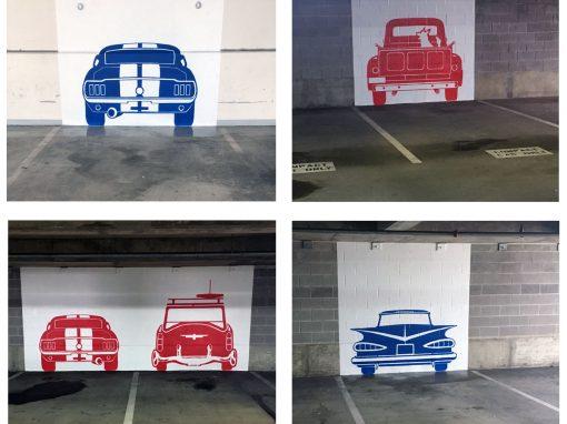 One Arts Plaza - Dallas, TX • Artist: Chris Judy w/Scott Dawson & Oscar Mejia
