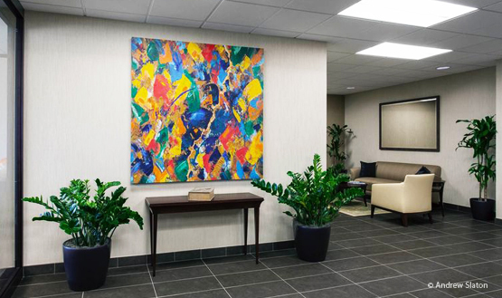 FleetPride Corp. Headquarters - Las Colinas, TX • Artist: Chris Judy